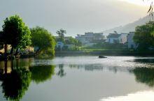 中国画里乡村
