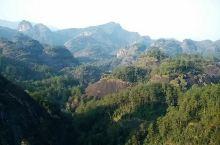 虎啸岩观景