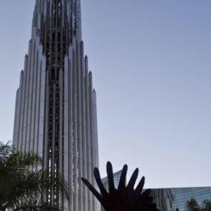 洛杉矶水晶大教堂旅游景点攻略图