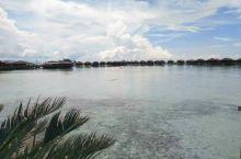 马布岛诗巴丹水上屋SWV 说起水屋,恐怕大部分人第一反应就是马尔代夫,但很多人都不知道,在马来西亚沙