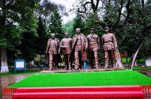 #为祖国庆生#枣园革命旧址