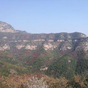 仙台山旅游景点攻略图