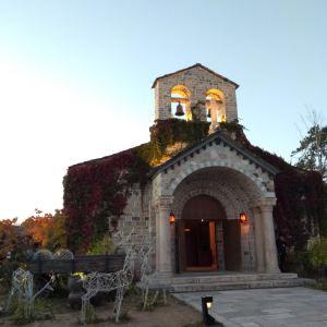 山顶教堂旅游景点攻略图
