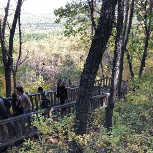 帽儿山国家森林公园旅游景点攻略图