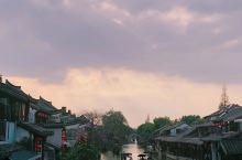 江南水乡古镇的风情