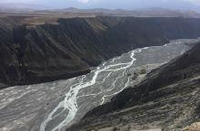 大地上的写意画——安集海大峡谷