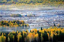 #瓜分10000元#如诗如画禾木——图瓦人的家园