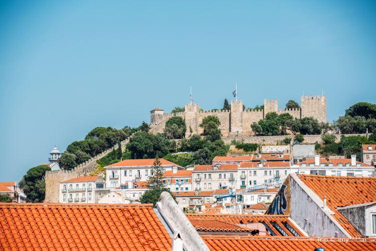 São Jorge Castle1