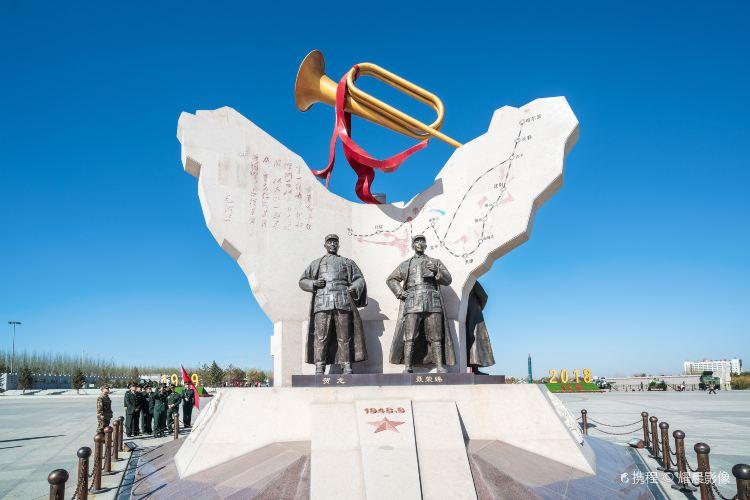 集寧戰役紀念館2