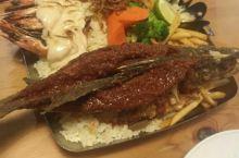曼哈顿烈焰烤鱼