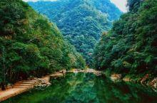 浙江的这个景区 真的和九寨沟很像
