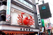 「大阪网红餐厅推荐」蟹道乐