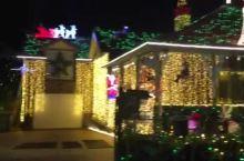 Xmas圣诞节的美丽灯色