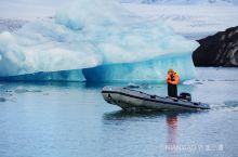 冰河湖的震撼人心