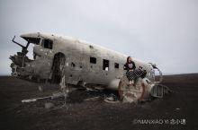 末世中的希望:冰岛飞机残骸