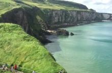 在北爱尔兰看一片海