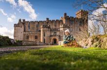 英国苏格兰天空岛最上镜城堡-邓韦根城堡