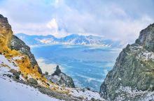 长白山天池,看最美冬季雪景