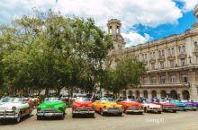 古巴的老爷车盛宴