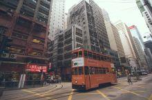 畅游香港最好的方式-叮叮车