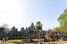 高棉的微笑-巴戎寺
