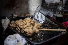 #冬日幸福感美食  南通寺街有个小吃  队没排完就卖光了