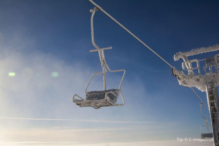 大白山滑雪度假村4