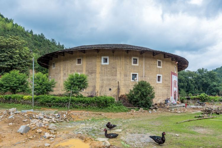 Tulou Complex at Hekeng Village4