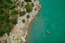 其实这片碧绿大湖是个水库 #向往的生活