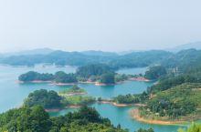 游览千岛湖,最经典的方式是坐船