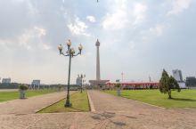印尼之魂雅加达独立广场