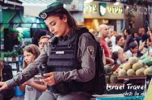 耶路撒冷的露天市场