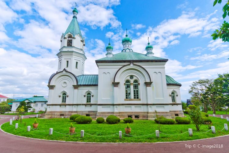 函館東正教教堂2