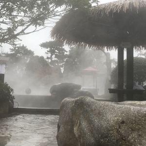 云澜湾温泉旅游景点攻略图