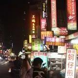 台中中华路夜市旅游景点攻略图
