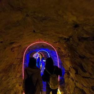 天钟洞旅游景点攻略图