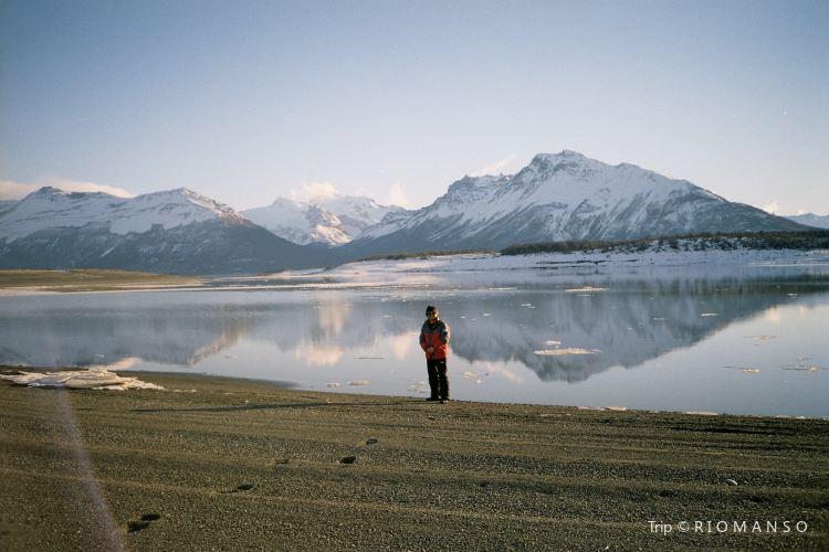 "Cabalgata Larga ""Lago Roca"""