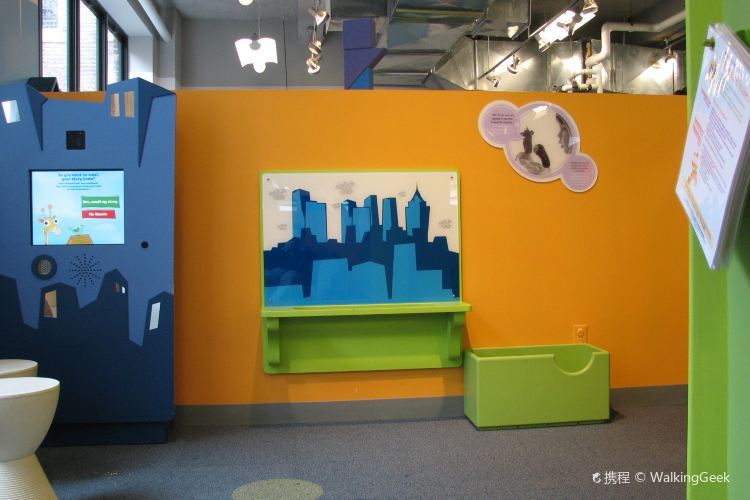 曼哈頓兒童博物館 1