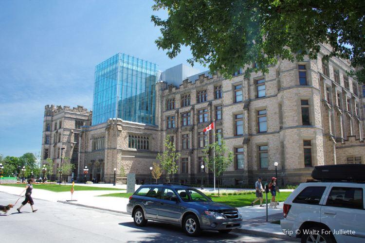 加拿大自然博物館1