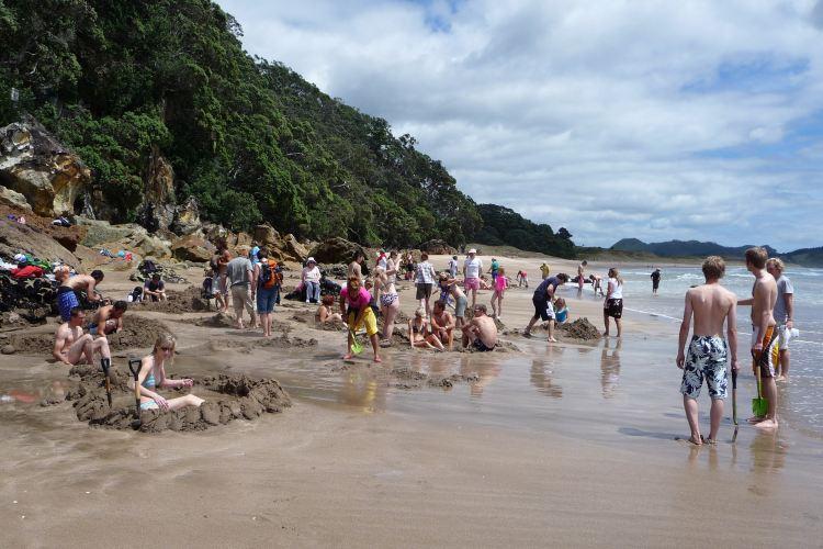 溫泉海灘3