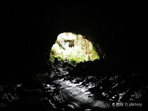 Kaumana Caves Park1