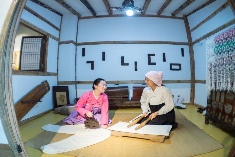 朝鮮族民俗文化體驗館1