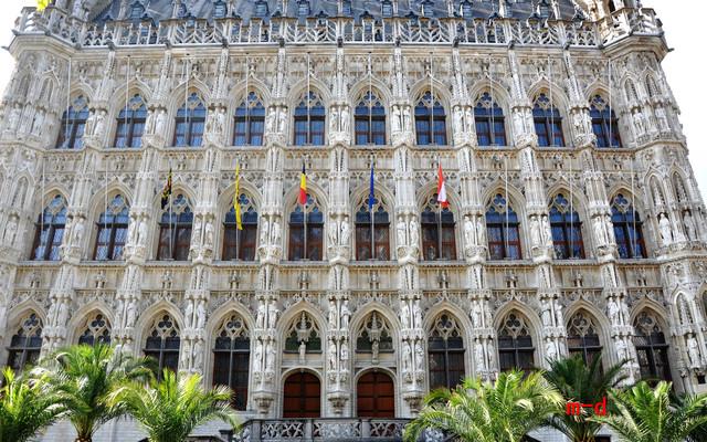 """从布鲁日到布鲁塞尔,比利时""""艺术之城""""的穿行"""