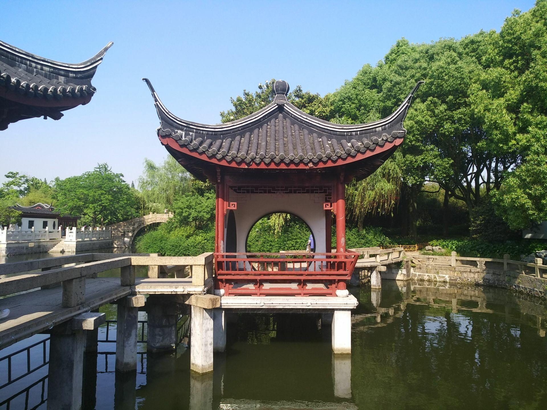 上海华岛_上海古华公园攻略,上海古华公园门票/游玩攻略/地址/图片/门票 ...
