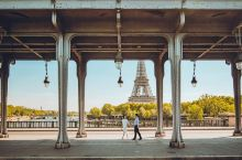 在巴黎,你拍照不可错过的那些百年网红