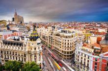 马德里那些上镜的景观