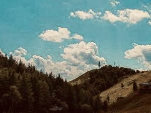 驼梁风景区旅游景点攻略图