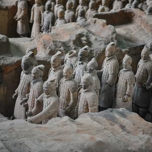 西安游记图文-【网红-西安】漫步千年古都,在那一刻眼忆长安,梦回大唐。