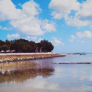 南湖岛旅游景点攻略图