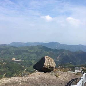 东白山旅游景点攻略图